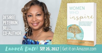 Desiree Peterkin Bell Featured Co-Author of New Book, 'Women Who Inspire'
