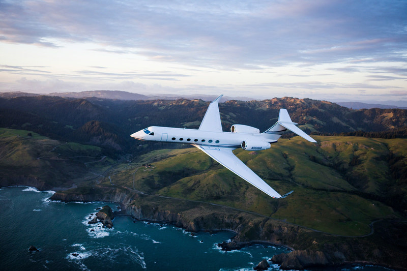 Gulfstream Aerospace Corp. today announced that it has delivered its 550th Gulfstream G550, solidifying the aircraft's position as one of business aviation's most popular jets.