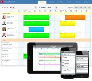 The newest version of Schedule it's exclusive scheduling software has been released.