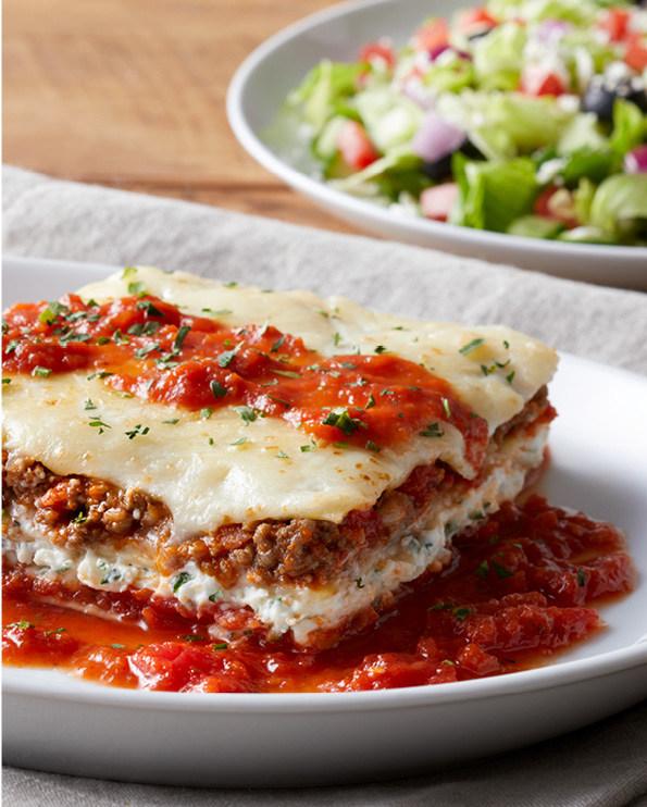 National Lasagna Day at BRAVO Cucina Italiana