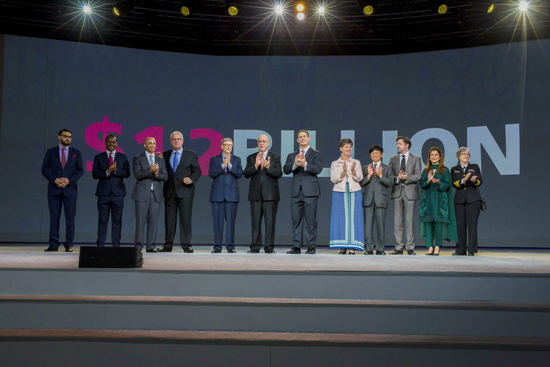 Ambassador Yousef Al Otaiba Joins Bill Gates and Global Leaders in Pledging Additional Support for Fight to Eradicate Polio