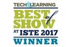 Epson BrightLink Interactive Laser Display Wins ISTE 2017 Best of Show Award