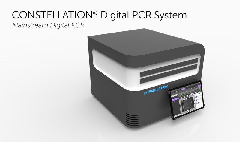 The FORMULATRIX® CONSTELLATION® Digital PCR System