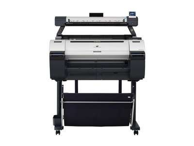 imagePROGRAF Le Series Refreshes Canon's Entry Level Large-Format MFP Portfolio