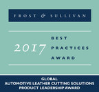Frost & Sullivan Confers Lectra's Versalis® Digital Leather Cutting Solution with Product Leadership Award