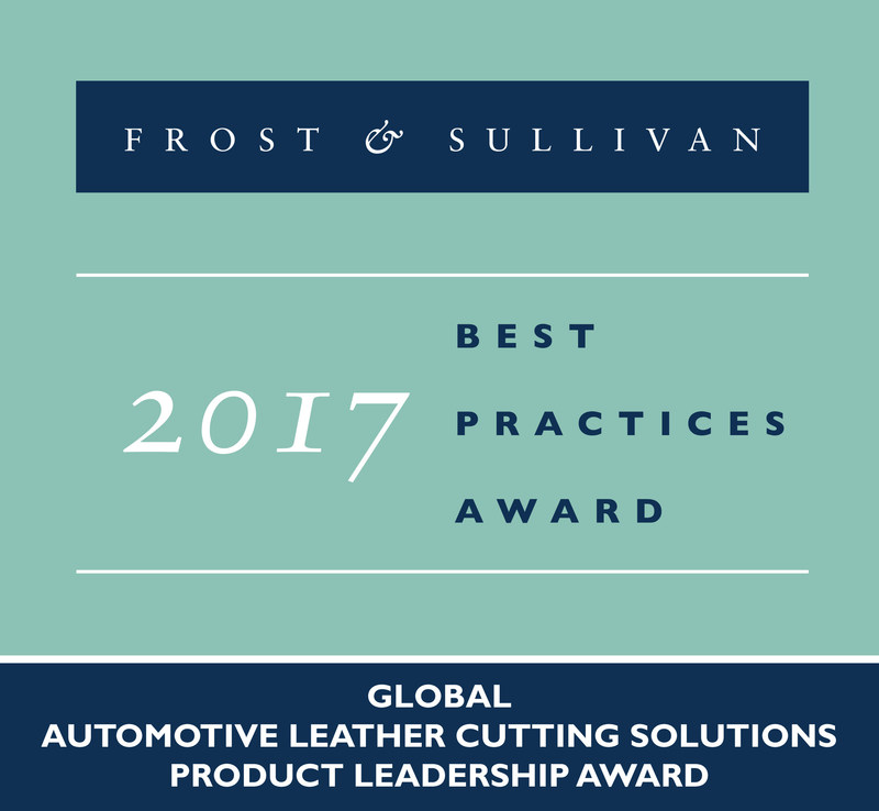 Frost & Sullivan recognizes Lectra with the 2017 Global Product Leadership Award.