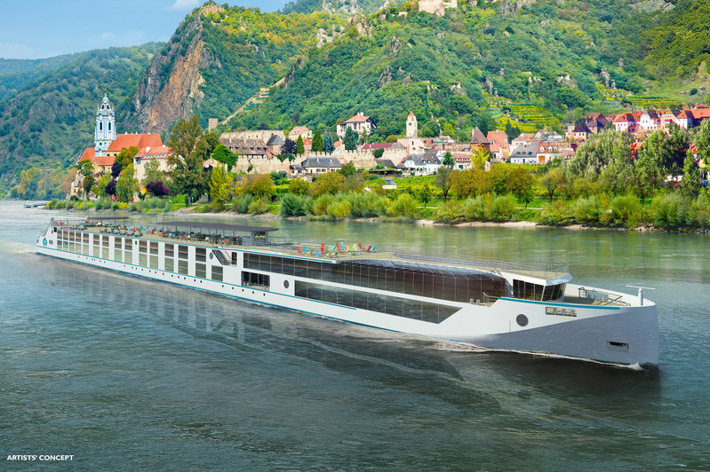 "Crystal River Cruises has unveiled four new 2018 itineraries for its second ""Rhine Class"" vessel, Crystal Mahler."