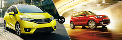 The Hudson Honda dealership has created a new research tool for shoppers. This research tool compares the 2017 Honda Fit and the 2017 Kia Soul to see which has the best features for drivers.