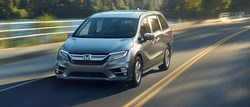 Test drive the new 2018 Honda Odyssey today at Meridian Honda.