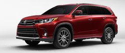 The 2017 Toyota Highlander is compared with the 2017 Ford Escape.