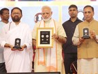 Launch of Commemorative Coins and Stamps Honoring Shrimad Rajchandraji by India's Honorable Prime Minister Mr. Narendra Modi