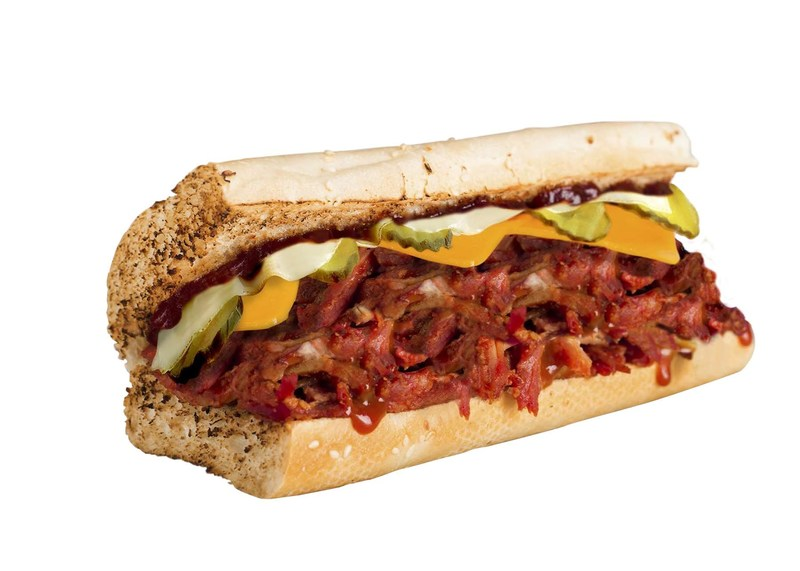 Quiznos Southern-Style Pulled Pork (CNW Group/Quiznos)
