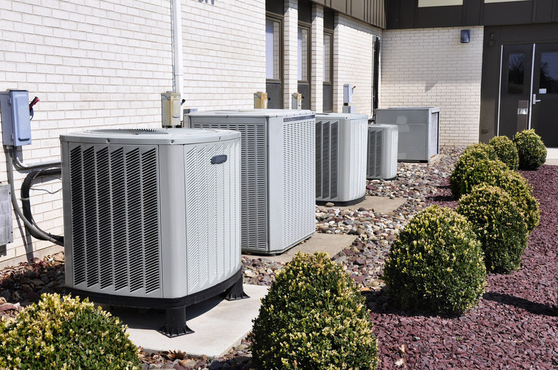 """""""Many homeowners assume that bigger is better when it comes to an air conditioning system, but this is not the case,"""" said Mike Nicholson, owner of Nicholson Plumbing, Heating & Air Conditioning."""