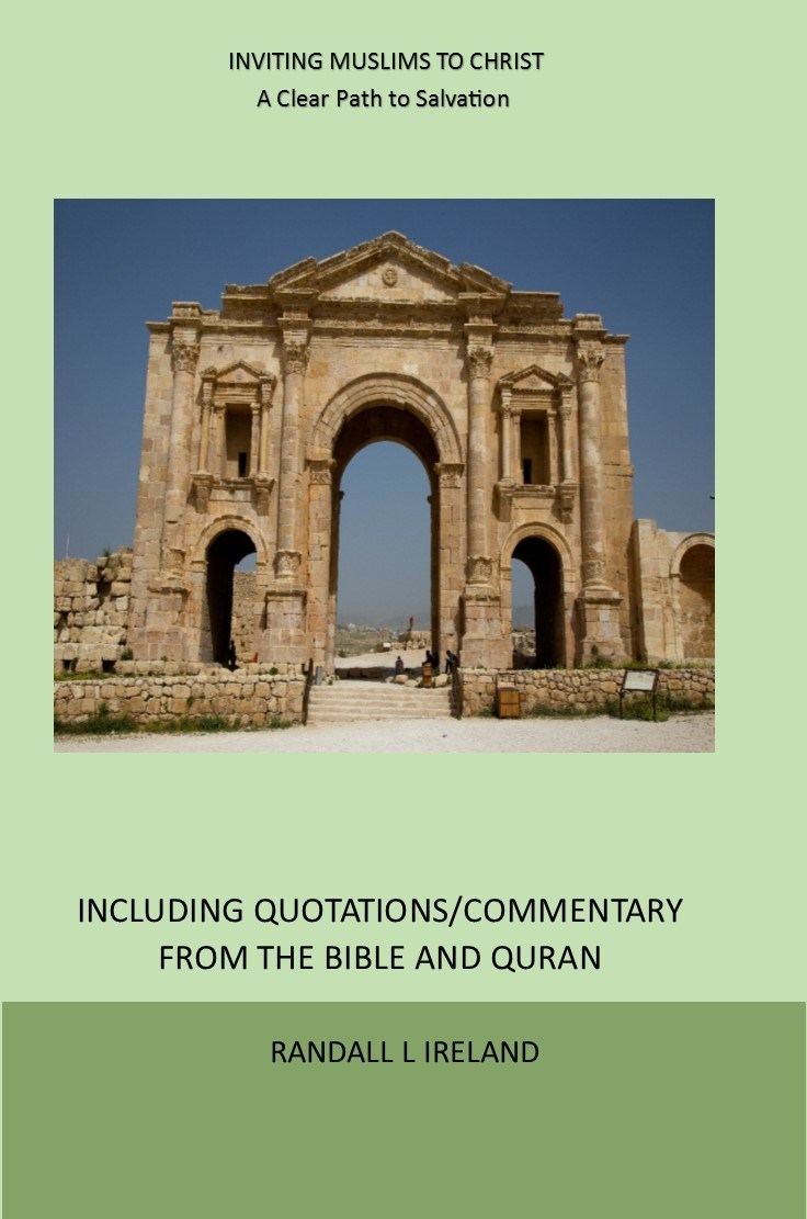 This book presents the Good News with respect and clarity;and explanations of Muslim beliefs that will assist in understanding the foundations of both Christianity and Islam