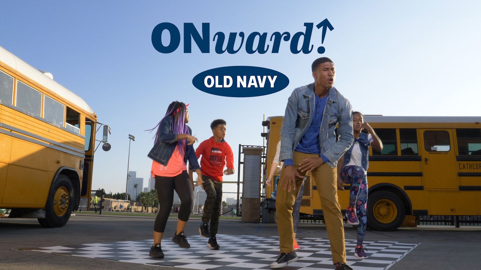 Old Navy Turns Teachers Into Rock Stars This Back-to