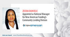 Zeeda Daniele Appointed as National Manager for New American Funding's Community Lending Division