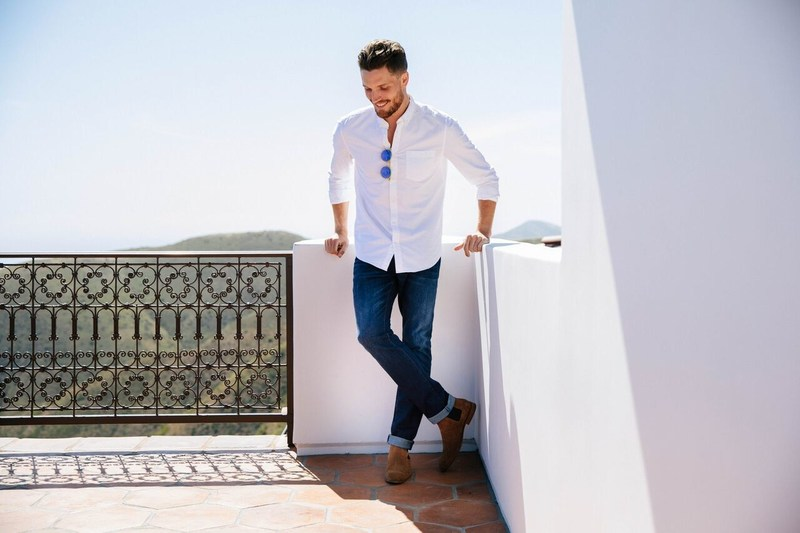 Liverpool launches new denim collection for men (PRNewsfoto/Liverpool)