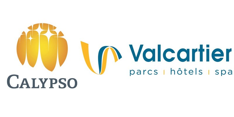 Logo: Calypso Valcartier Group (CNW Group/Groupe Calypso Valcartier)
