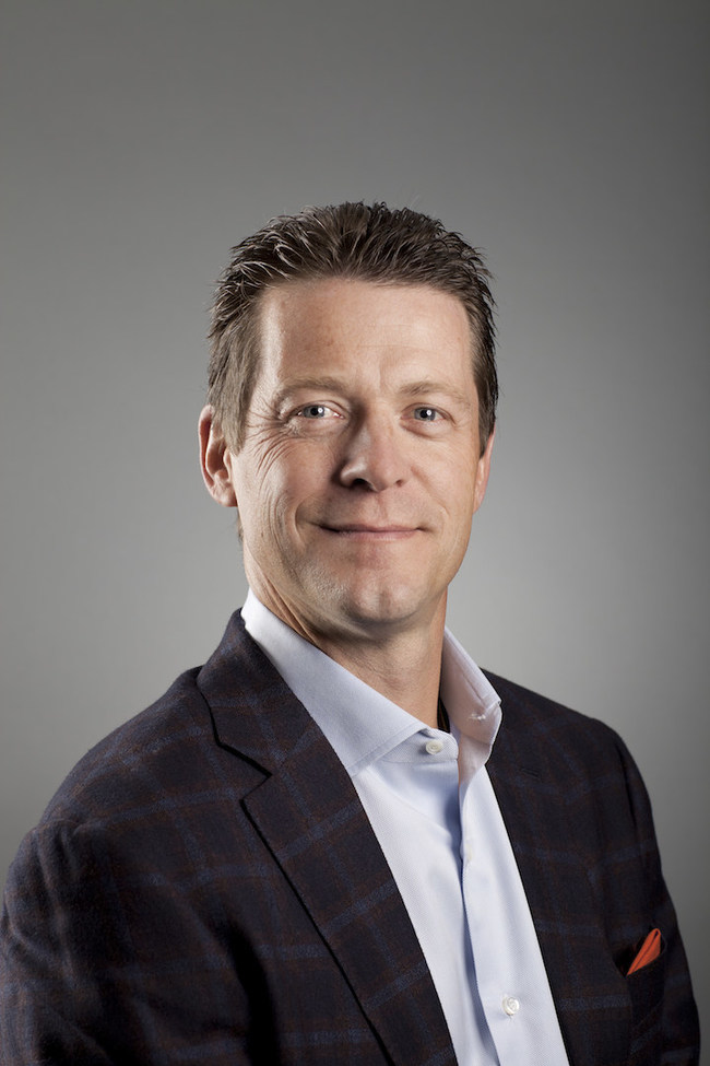 Charles Meyers, President, Strategy, Services and Innovation, Equinix