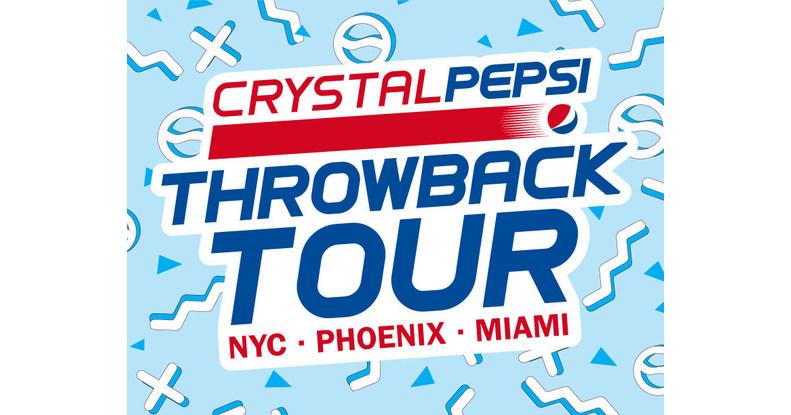 Crystal Pepsi Sverige