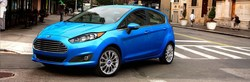 Detailed review of 2017 Ford Fiesta near Eau Claire, Wisconsin