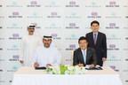 Nexen Tire y Mubadala Investment Company firman memorándum de entendimiento