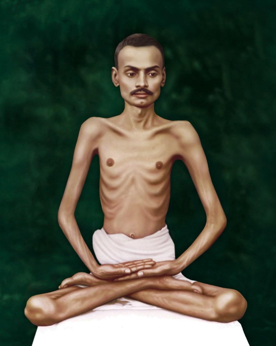 Shrimad Rajchandraji (1867-1901), Mahatma Gandhi's Spiritual Guide