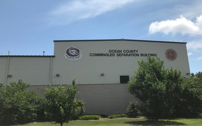 Atlantic Coast Recycling Awarded Five-Year Contract to Operate the Ocean County Processing Facility