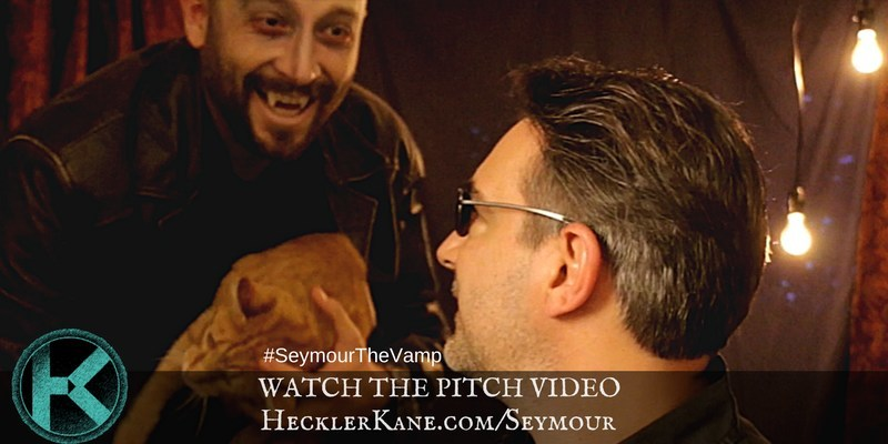 Get behind the scenes access at hecklerkane.com/seymour