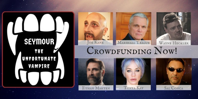 Meet the cast! Crowdfunding now on Seed&Spark.
