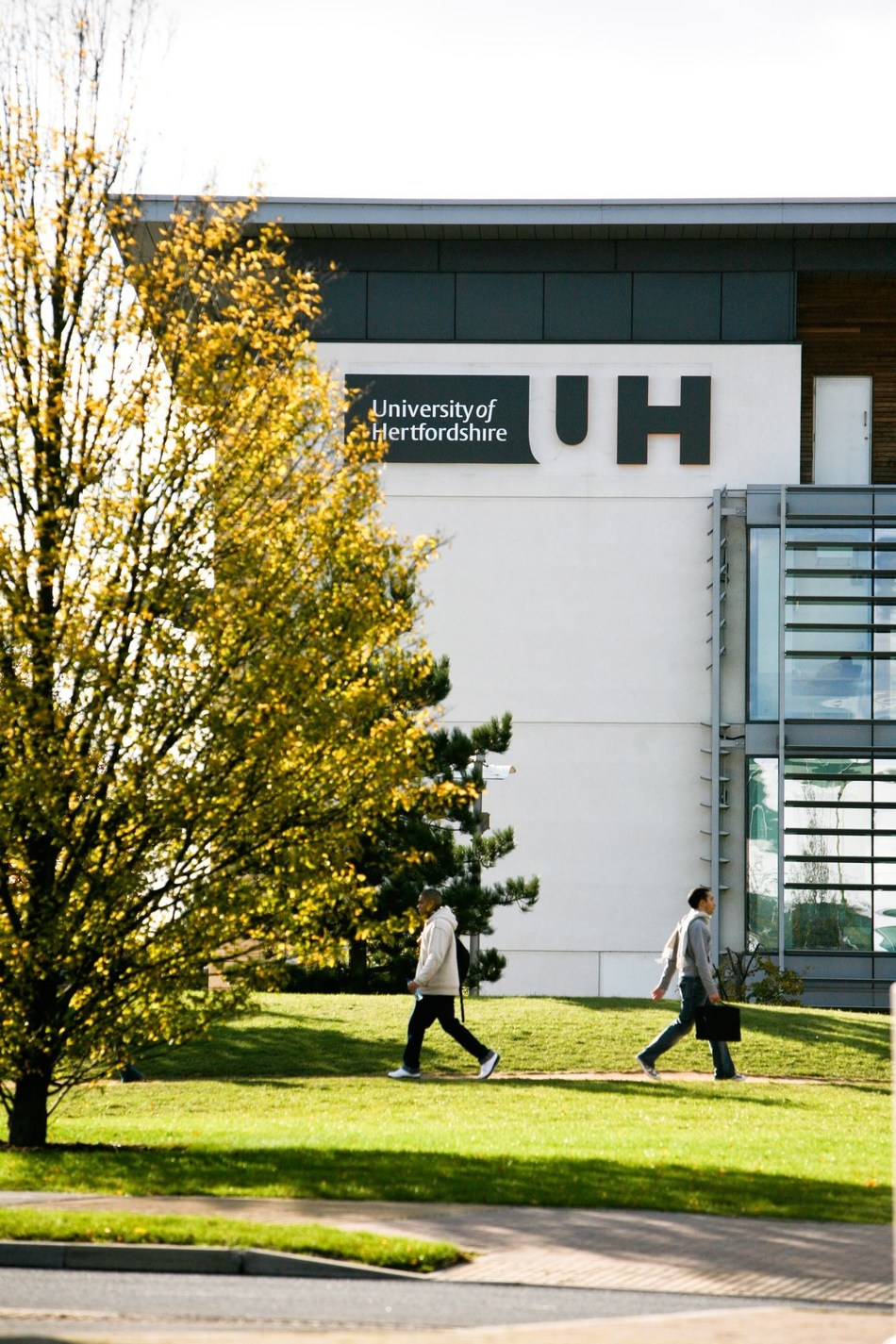 University of Hertfordshire (PRNewsfoto/University of Hertfordshire)