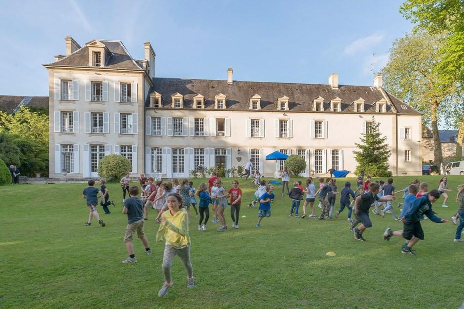 Chateau du Baffy. Education - The perfect destination for your school trip (PRNewsfoto/Select School Travel Ltd)
