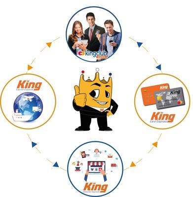 www.kingclubexpress.com (PRNewsfoto/King Courier Express)