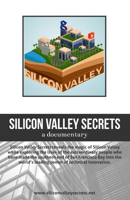 GTC World Media Launches the Film and Book 'Silicon Valley Secrets'