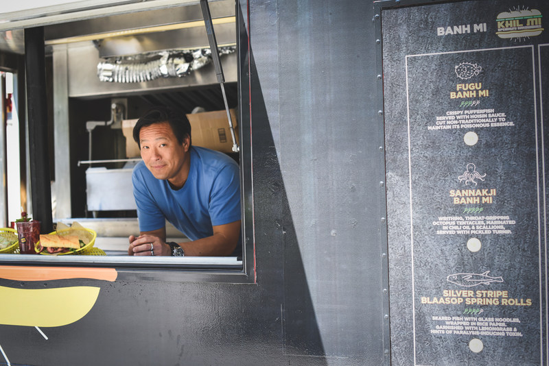 End Allergies Together and BBDO New York launch PSA, starring celebrity chef Ming Tsai, to raise money for food allergy research.