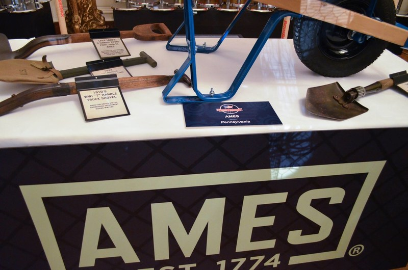 "The Ames Companies represented Pennsylvania at the White House ""Made in America"" Product Showcase on Monday, July 17, 2017. Photo Credit: Olivia Abboud, The White House"