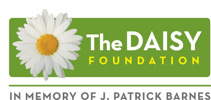 The DAISY Foundation logo (PRNewsfoto/Strategic Partners, Inc.)