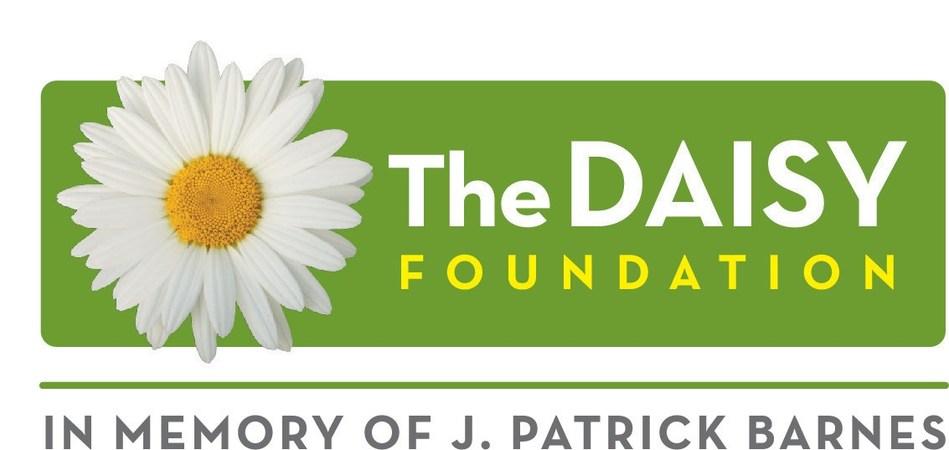 The DAISY Foundation logo (PRNewsfoto/Strategic Partners, Inc.)