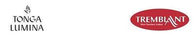 Logo : Tonga Lumina et Association de villégiature Tremblant (Groupe CNW/Association de villégiature Tremblant)