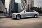 2017 Genesis G90 Earns Total Quality Award From Strategic Vision