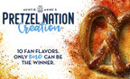 Auntie Anne's® Empowers Fans to Choose Next Pretzel Flavor