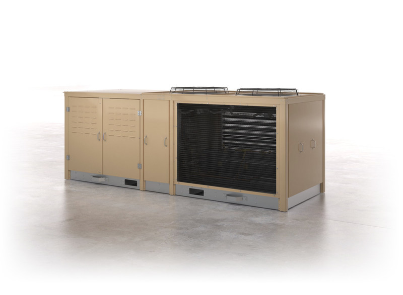 Hillphoenix-AdaptaPak-Refrigeration-System-Design