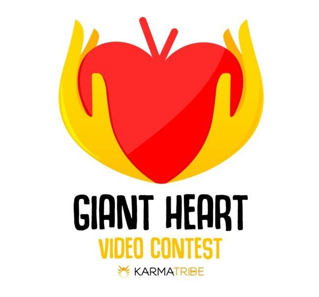 Karma Tribe Giant Heart Video Contest