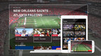DAZN est un nouveau service révolutionnaire de diffusion en continu permettant aux amateurs canadiens de football de suivre la NFL partout et en tout temps. (Groupe CNW/DAZN)