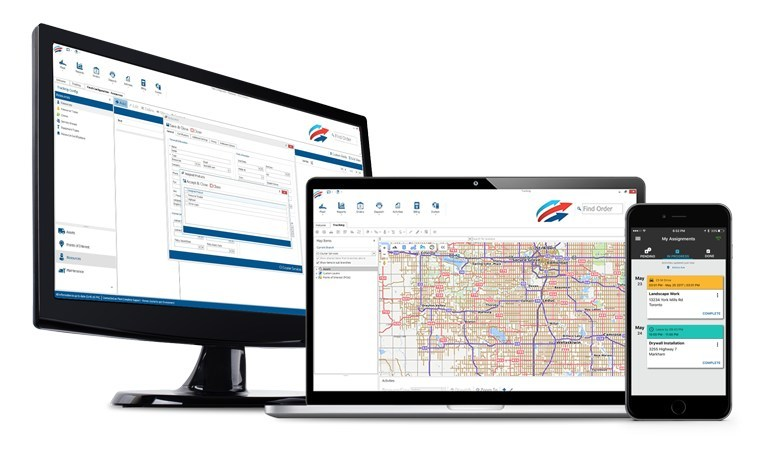 Fleet Complete launches its next-generation IoT platform with more features, new mobile tools and an enhanced user experience. (CNW Group/Fleet Complete)