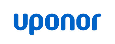 Uponor Logo (Groupe CNW/Uponor Ltd.)