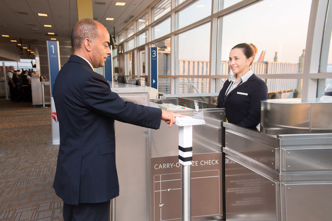 Delta launches biometrics to board aircraft at Reagan Washington National Airport