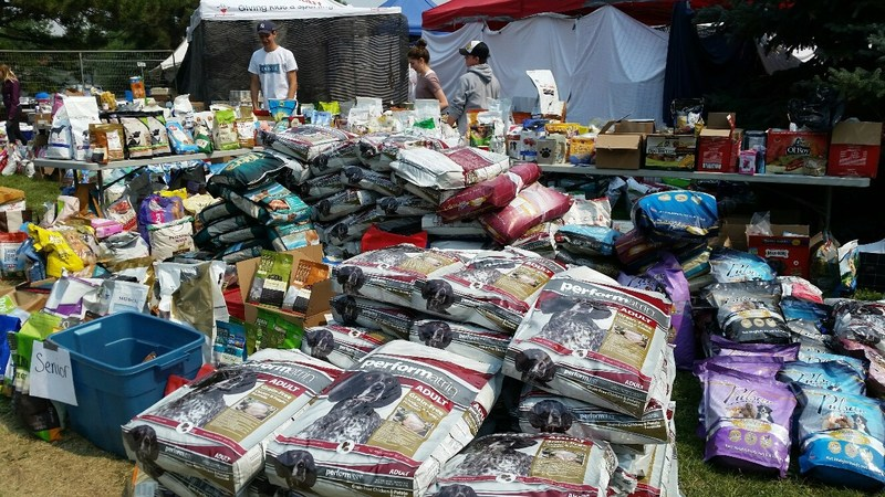 Pet Valu Donates 100 000 In Product To Help Pets Displaced By