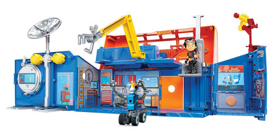 Rusty Rivets Lab Playset (CNW Group/Spin Master)