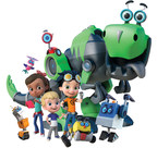 Rusty Rivets Inspires Imaginative Play with Exclusive Toys